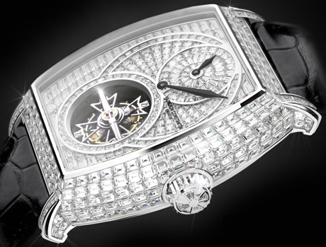 Vacheron Constantin Malte Tourbillon Regulator replica watch