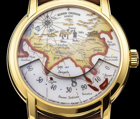Vacheron Constantin Metiers d'Art Tribute to Great Explorers replica