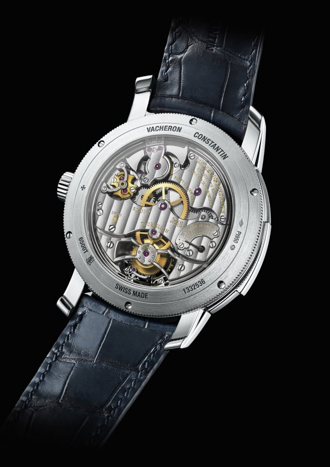 Vacheron Constantin Traditionnelle tourbillon copy watch