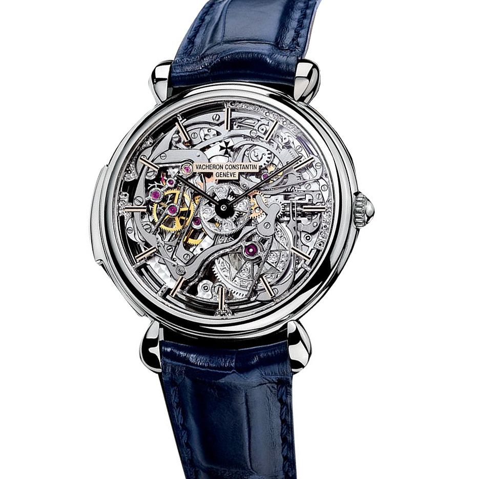 vacheron constantin les cabinotiers skeleton replica watch