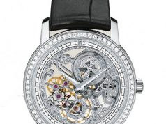 Vacheron Constantin Patrimony Lady Traditionnelle Openworked copy watches