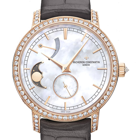 Vacheron Constantin Patrimony Traditionnelle Lady moon phase replica