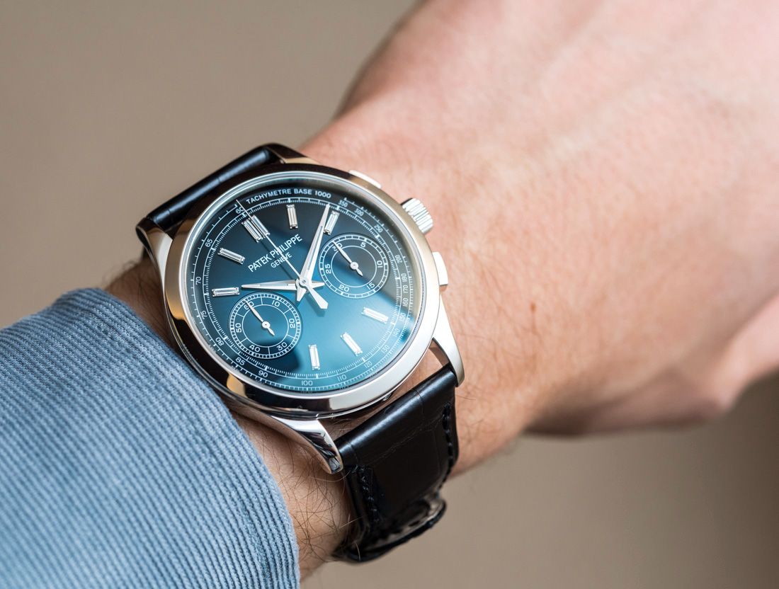 Patek Philippe 5170P-001 In Platinum With Diamonds Watch Hands-On Hands-On