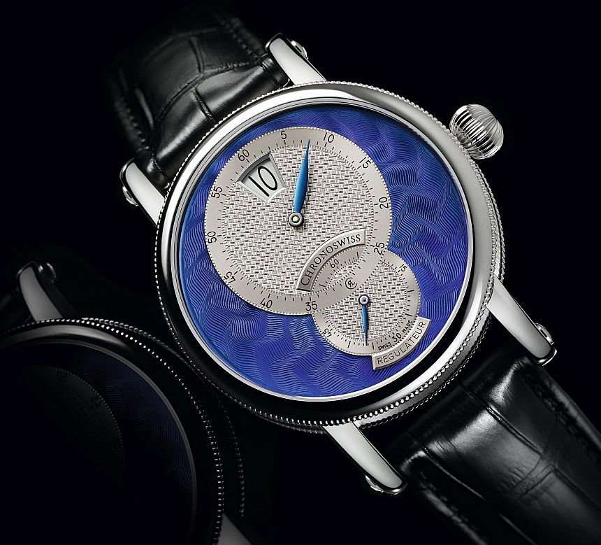 Chronoswiss Artist Régulateur Jumping Hour Watch Watch Releases