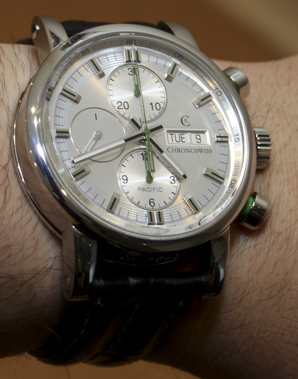 Chronoswiss Pacific Watches Hands-on Hands-On