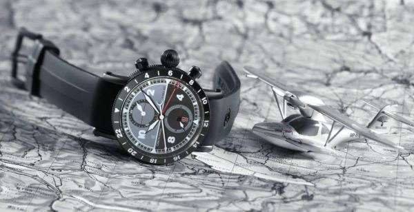 Chronoswiss Timemaster Chrono GMT Limited Edition Watch Watch Releases