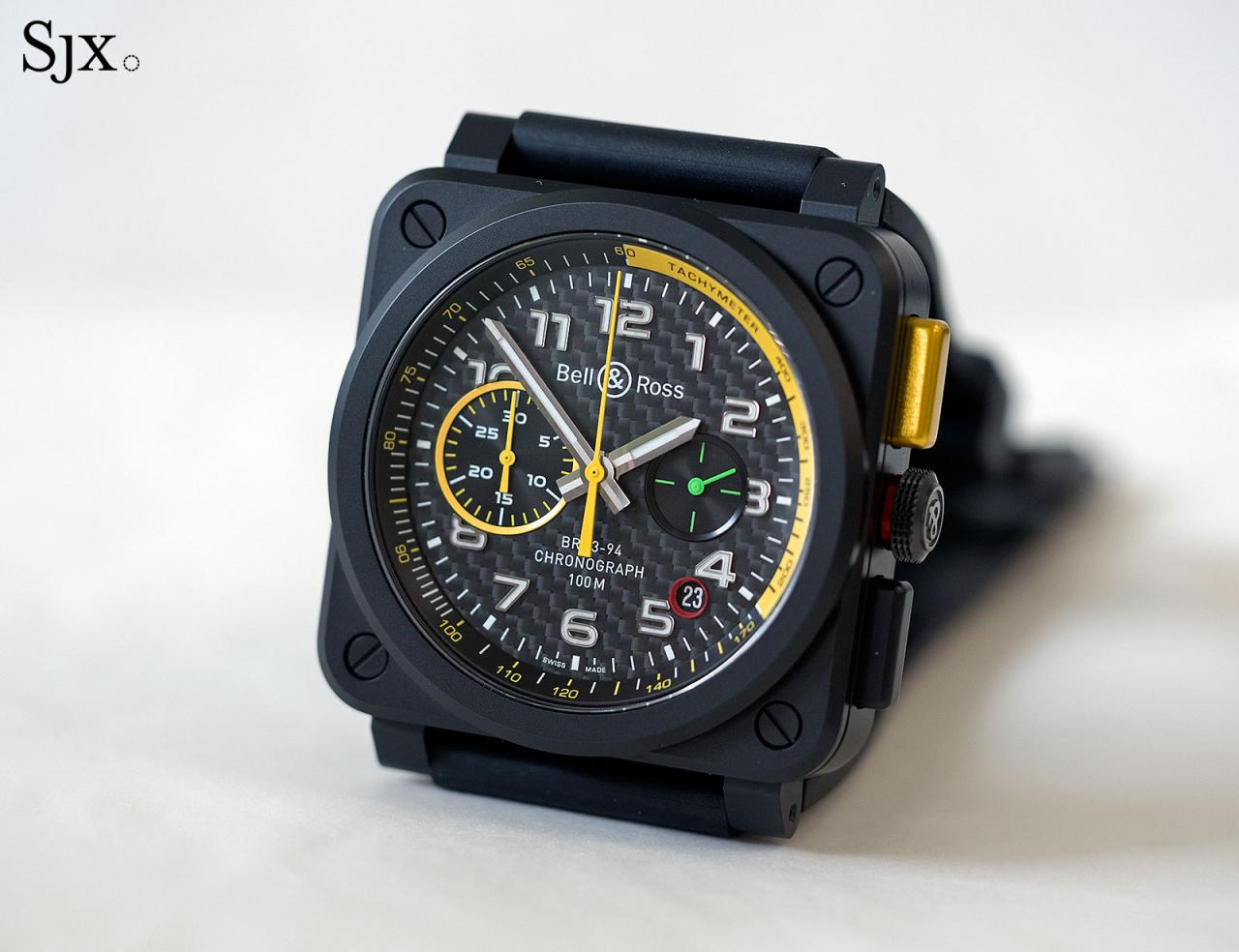 Bell Ross BR 03-94 RS17 chronograph 1