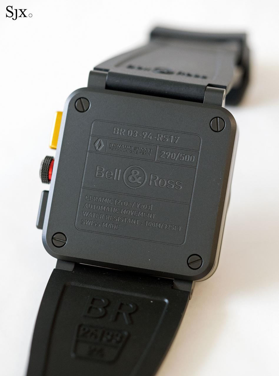 Bell Ross BR 03-94 RS17 chronograph 2