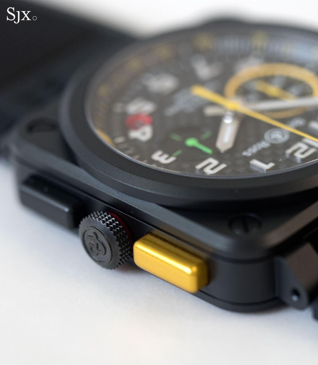 Bell Ross BR 03-94 RS17 chronograph 5
