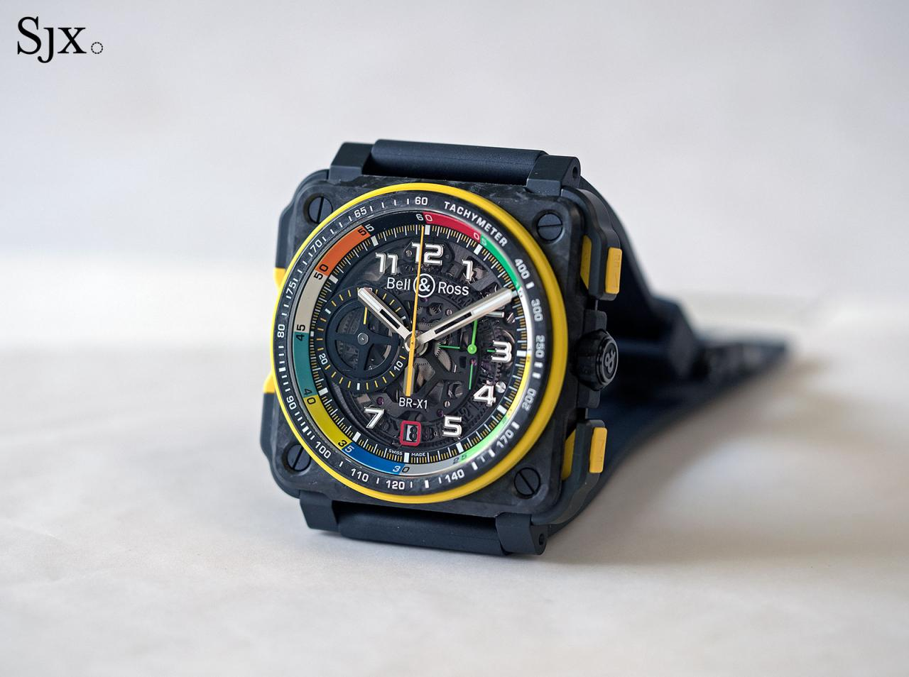 Bell Ross BR X1 RS17 chronograph 13