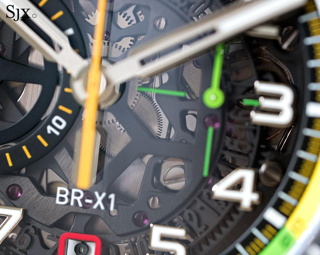 Bell Ross BR X1 RS17 chronograph 5