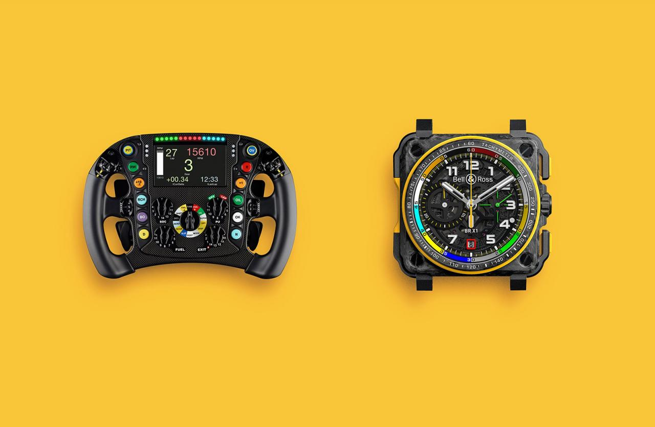 Bell Ross RS17 Chronograph