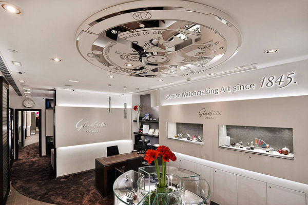 New boutique in Hong Kong