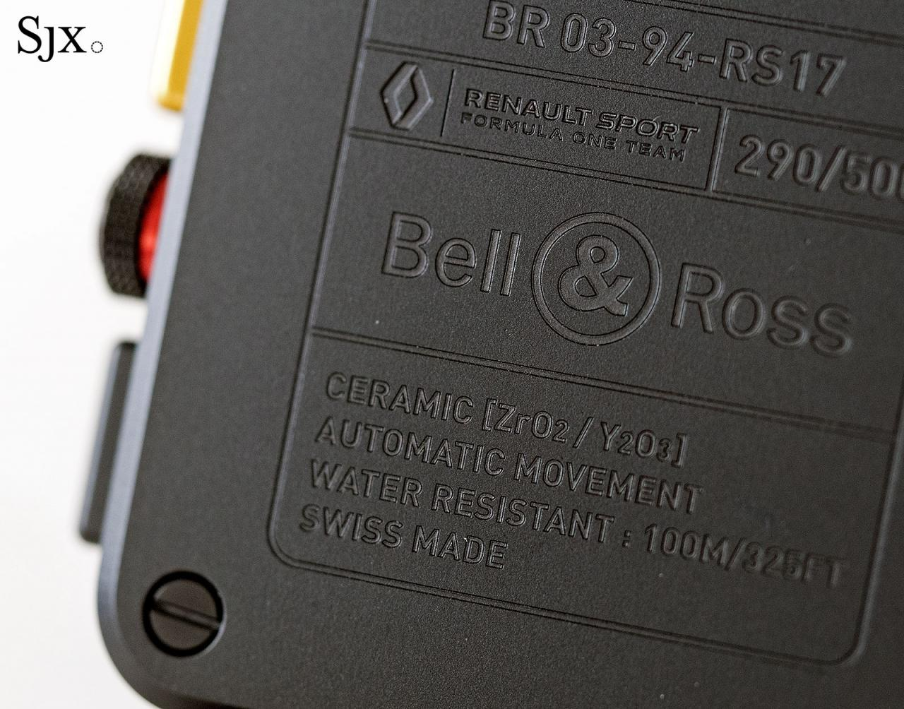 Bell Ross BR 03-94 RS17 chronograph 3