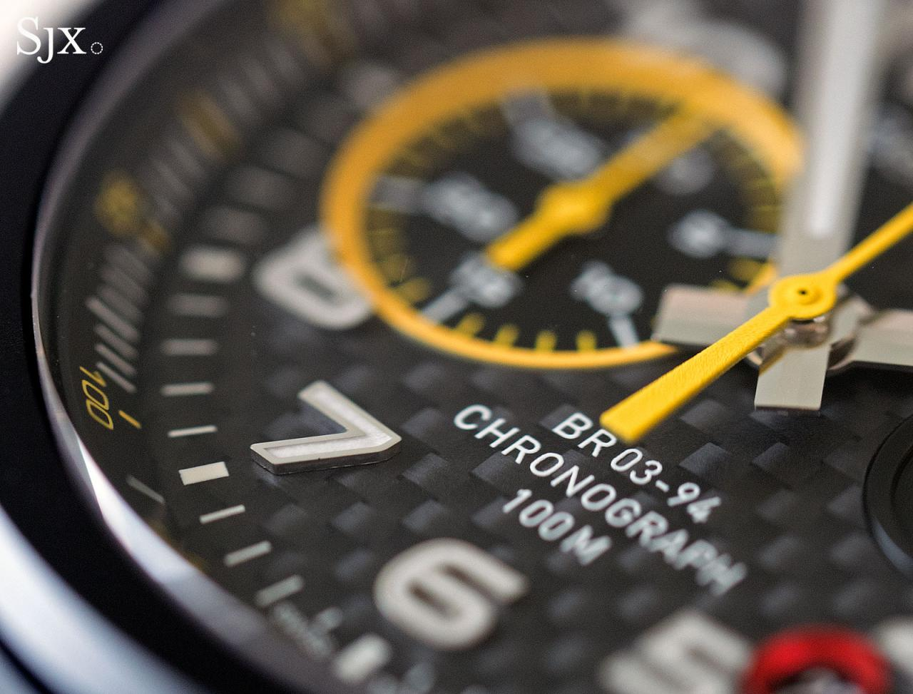 Bell Ross BR 03-94 RS17 chronograph 6