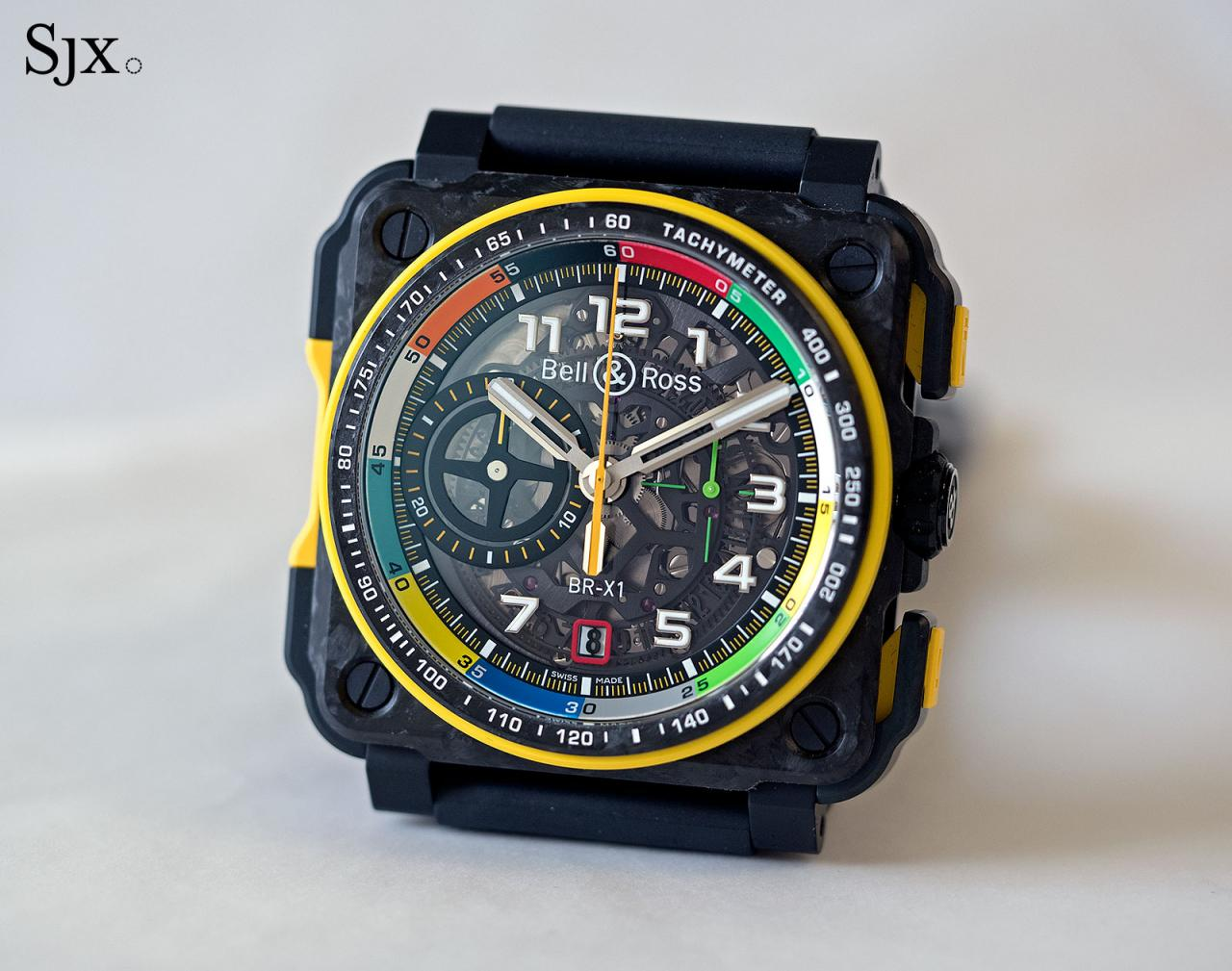 Bell Ross BR X1 RS17 chronograph 2