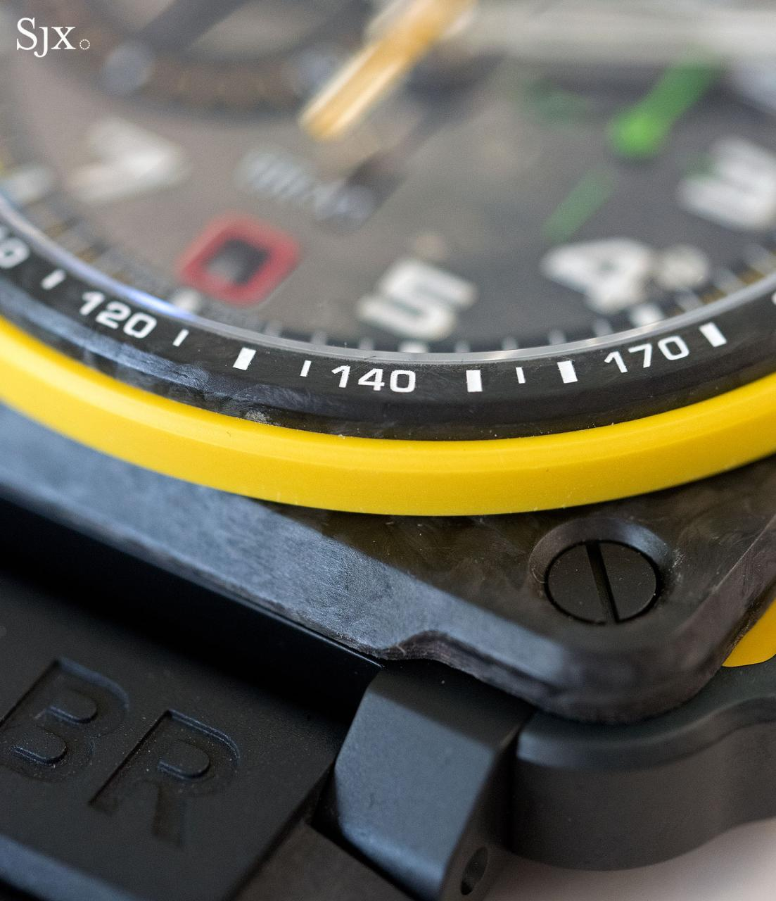 Bell Ross BR X1 RS17 chronograph 4