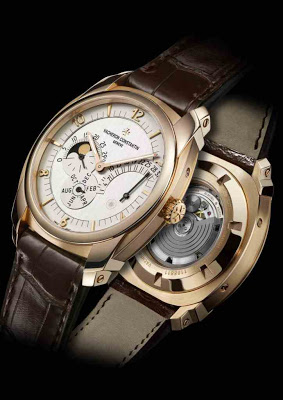 Vacheron Constantin Quai de l'Ile Retrograde Annual Calendar watch replica