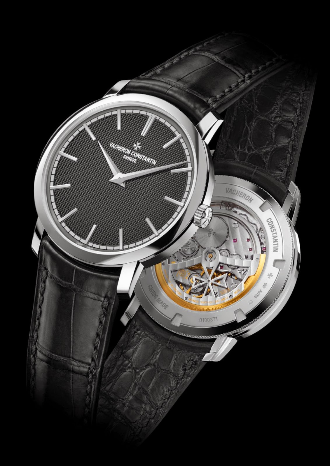 Vacheron Constantin Traditionnelle watch replica