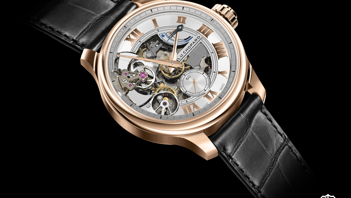 Chopard L.U.C Full Strike Minute Repeater Replica