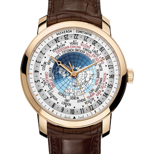 Vacheron Constantin Traditionnelle World Time watch replica