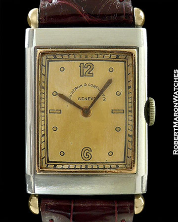 Vintage Vacheron Constantin Tank Watches Ref.21805 replica